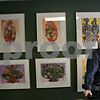 Jeff Engelhardt – jengelhardt@shawmedia.com<br /> Robert Bornhuetter (pictured) will have the lithographs he created in Brazil featured at The Art Box through April 13. The display's opening was Sunday.