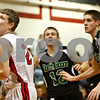Rob Winner – rwinner@shawmedia.com<br /> <br /> Indian Creek's Tyler Reynolds goes to the basket during the second quarter in Shabbona on Tuesday night.