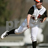 Rob Winner – rwinner@shawmedia.com<br /> <br /> DeKalb pitcher Zack Price finishes his delivery on a pitch during the top of the third inning in DeKalb on Saturday, March 17, 2012.