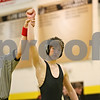 Rob Winner – rwinner@shawmedia.com<br /> <br /> Sycamore's Logan Mathey wins his 106-pound match in a Class 2A Sycamore Team Sectional semifinal on Tuesday, Feb. 21, 2012.