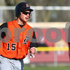 Kyle Bursaw – kbursaw@shawmedia.com<br /> <br /> DeKalb's Jeremy Karasewski makes his way home in the second inning. Sycamore defeated DeKalb 15-5 at Sycamore Park on Monday, April 9, 2012.