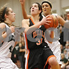Rob Winner – rwinner@shawmedia.com<br /> <br /> DeKalb's Rachel Torres looks to shoot in the first quarter during the Class 4A Elgin Super-Sectional on Monday, February 27, 2012.