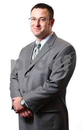 Kyle Bursaw – kbursaw@shawmedia.com<br /> <br /> Sean P. Smith is running for the position of DeKalb County State's Attorney.<br /> <br /> Monday, Jan. 23, 2012.