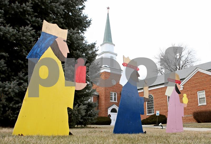 Rob Winner – rwinner@shawmedia.com<br /> <br /> First Congregational United Church of Christ in DeKalb on Wednesday, Jan. 4, 2012.