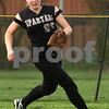 Kyle Bursaw – kbursaw@shawmedia.com<br /> <br /> Sycamore's Meranda Brashears (25) chases down a ball from a Dundee-Crown batter at Sycamore Park on Friday, March 23, 2012.