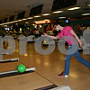 Tyler Dougan bowls Sunday at Mardi Gras Lanes in DeKalb during Bowl For Kids' Sake, an annual fundraiser for Family Service Agency's Big Brothers, Big Sisters program. Dougan was on a team with fellow members of St. Catherine Genoa Catholic Church.<br /> <br /> Caitlin Mullen - cmullen@shawmedia.com