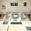"Kyle Bursaw – kbursaw@shawmedia.com<br /> <br /> A view of the ""New to the Collection"" exhibit at the NIU art musuem.<br /> <br /> Wednesday, Jan. 4, 2012"