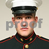 Marine Private Logan Bland<br /> 2011 graduate of Sandwich High School