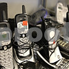 Rob Winner – rwinner@shawmedia.com<br /> <br /> Numerous used telephones collect on a shelf at the Goodwill in DeKalb on Saturday morning. Goodwill has received many unwanted electronics due to the state's new electronic waste law.