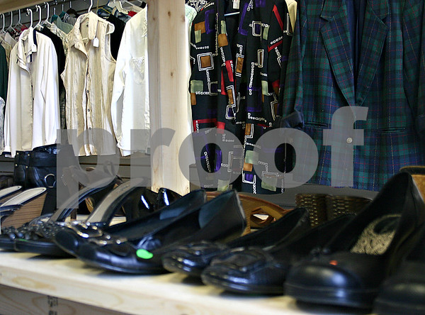 Nancy's Attic, located in Sycamore, offers a variety of trinkets, shoes, clothing, dishware and appliances. Owner Nancy Sweiter opened the store earlier this month.<br /> <br /> By Nicole Weskerna - nweskerna@shawmedia.com