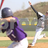 Kyle Bursaw – kbursaw@shawmedia.com<br /> <br /> Kaneland pitcher Trevor Storck delivers to a Rochelle batter in the first inning of their game at Kaneland High School in Maple Park on Thursday, April 12, 2012.