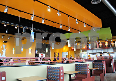Panchero's Mexican Grill recently opened in Sycamore. It's one of several businesses that are new to the area or made changes in the past few months.  By Nicole Weskerna - nweskerna@shawmedia.com