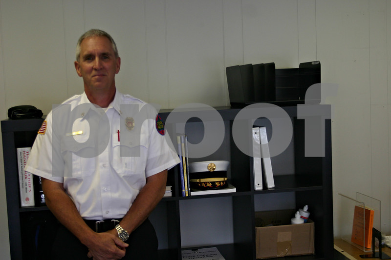 Jeff Engelhardt – jengelhardt@shawmedia.com<br /> Art Zern has been named new assistant fire chief for the Sycamore Fire Department. Zern spent the past 26 years of his 32-year career at the Des Plaines Fire Department.