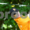Kyle Bursaw – kbursaw@shawmedia.com<br /> <br /> DeKalb's Anthony Kriese watches his drive on the fifth hole at Kishwaukee Country Club in DeKalb, Ill. on Monday, Aug. 20, 2012.