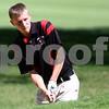 Kyle Bursaw – kbursaw@shawmedia.com<br /> <br /> Indian Creek's Tyler Reynolds takes a shot on the fourth hole at Kishwaukee Country Club in DeKalb, Ill. on Monday, Aug. 20, 2012.