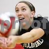 Kyle Bursaw – kbursaw@shawmedia.com<br /> <br /> Northern Illinois University senior Mary Kurisch digs the ball while running a drill at practice on Monday, Aug. 20, 2012.