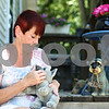Kyle Bursaw – kbursaw@shawmedia.com<br /> <br /> Doris Sernovitz holds a toy that belonged to her miniature schnauzer Lilly. Sernovitz was walking Lilly in her neighborhood on August 16 when a pit bull attacked and killed Lilly and bit Sernovitz. She refers to the toy as Lilly and said she spend a few weeks sleeping with it to comfort her following the attack.<br /> <br /> Photographed on Thursday, Aug. 30, 2012.