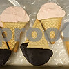 Rob Winner – rwinner@shawmedia.com<br /> <br /> Dog treats in the shape of ice cream cones are seen cooling off in the kitchen area of Paw Lickin' Good in Sycamore Thursday afternoon.