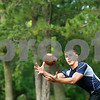 Kyle Bursaw - kbursaw@shawmedia.com<br /> <br /> Hiawatha tight end Allen Letterer III brings one in at pratice on Thursday, Aug. 9, 2012.