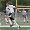 Rob Winner – rwinner@shawmedia.com<br /> <br /> DeKalb's Misha Ryzhov controls the ball during first half at Barb Cup in DeKalb Thursday, Aug. 23, 2012. DeKalb defeated Belvidere North, 3-0.