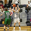 Rob Winner – rwinner@shawmedia.com<br /> <br /> Hiawatha's Carl Nelson (40) puts up three with a field goal during the second quarter in Kirkland, Ill., Friday, Dec. 7, 2012. Hiawatha defeated Earlville-Leland, 44-43.