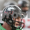 Rob Winner – rwinner@shawmedia.com<br /> <br /> Northern Illinois quarterback Jordan Lynch during practice at Huskie Stadium in DeKalb, Ill., Saturday, Dec. 8, 2012.