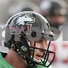 Rob Winner – rwinner@shawmedia.com<br /> <br /> Northern Illinois quarterback Jordan Lynch during practice at Huskie Stadium in DeKalb, Ill., Saturday, Dec. 8, 2012.