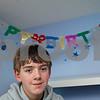 Kyle Bursaw – kbursaw@shawmedia.com<br /> <br /> Riley Marks, pictured Tuesday, Dec. 11, 2012 in his DeKalb bedroom, will celebrate his twelfth birthday on 12/12/12.