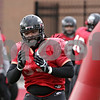Rob Winner – rwinner@shawmedia.com<br /> <br /> Northern Illinois defensive tackle Ken Bishop participates in a drill during practice at Huskie Stadium in DeKalb, Ill., Saturday, Dec. 8, 2012.