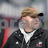 Rob Winner – rwinner@shawmedia.com<br /> <br /> Northern Illinois head coach Rod Carey watches over practice at Huskie Stadium in DeKalb, Ill., Saturday, Dec. 8, 2012.