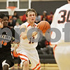Rob Winner – rwinner@shawmedia.com<br /> <br /> DeKalb's Pat Aves (10) makes a pass in the second quarter against Harlem at the Chuck Dayton Holiday Tournament in DeKalb, Ill., Saturday, Dec. 22, 2012.