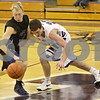 Rob Winner – rwinner@shawmedia.com<br /> <br /> Hinckley-Big Rock's Jared Madden (left) steals a ball from Wilmington's Dan O'Leary in the second quarter at the Plano Holiday Classic in Plano, Ill., Wednesday, Dec. 26, 2012. H-BR defeated Wilmington, 88-64.