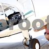 Kyle Bursaw – kbursaw@shawmedia.com<br /> <br /> Morgan Dirienzo, 17, does pre-flight checks before one of her training sessions with Fly America Instructor Max Tucker on Wednesday, Aug. 1, 2012.