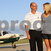Kyle Bursaw – kbursaw@shawmedia.com<br /> <br /> David Dirienzo and his daughter Morgan, 17, are both attaining their private pilots licenses through Fly America at the DeKalb Taylor Municipal Airport. David is pursuing it as a hobby, and Morgan, an incoming senior at Sycamore High School, aspires to be a commercial pilot.<br /> <br /> Tuesday, July 31, 2012.