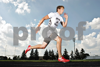 Rob Winner – rwinner@shawmedia.com  Kaneland's Sean Carter is the Daily Chronicle's 2012 male track athlete of the year.  Maple Park, Ill. Saturday, June 2, 2012