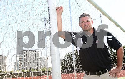 Kyle Bursaw – kbursaw@shawmedia.com  John Ross will lead the Huskies as the new head coach for the women's soccer team. The Elmhurst returns to his home state of Illinois after spending several season as associate head coach at North Dakota State.  Taken at Northern Illinois University on Tuesday, June 5, 2012.