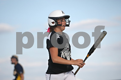 Rob Winner – rwinner@shawmedia.com  Kaneland batter Lexi Roach heads back to the bench after striking out in the bottom of the seventh inning during a Class 3A Belvidere North Sectional semifinal Wednesday, May 30, 2012. Sterling defeated Kaneland, 9-1.