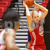 Kyle Bursaw – kbursaw@shawmedia.com<br /> <br /> Freshman Nichole Wittman looks to pass while practicing in the Convocation Center on Thursday, Nov. 1, 2012.