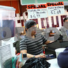 Kyle Bursaw – kbursaw@shawmedia.com<br /> <br /> Javier Puga Paz works the register at Taqueria Bravo in Genoa, Ill. on Tuesday, Nov. 13, 2012. The restaurant used to get supplies from the neighboring Genoa Produce Carniceria, a grocer which is now closed and with Brown's County Market also closed Puga Paz said he has been going to Belvidere to get things for the restaurant.