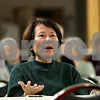 Rob Winner – rwinner@shawmedia.com<br /> <br /> Pierce Township resident Hung-Hsueh Wang tells attendees of Thursday night's Stop the Mega-Dump public meeting that she never received a notice of the proposed landfill expansion. Wang lives just south of the landfill on Somonauk Road.<br /> <br /> **Don't use as the lead photo-Rob**