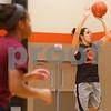 Kyle Bursaw – kbursaw@shawmedia.com<br /> <br /> DeKalb's Rachel Torres takes a shot at practice at DeKalb High School on Tuesday, Oct. 30, 2012.