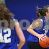 Kyle Bursaw – kbursaw@shawmedia.com<br /> <br /> Hinckley-Big Rock's Abbie Tosch prepares to shoot at practice on Wednesday, Oct. 31, 2012.