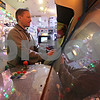 Rob Winner – rwinner@shawmedia.com<br /> <br /> DeKalb resident Darrin Cormier plays Robotron: 2084 at Star Worlds Arcade in DeKalb, Ill., Thursday, Nov. 15, 2012. For the past four years, Cormier has visited the arcade just about every other day.