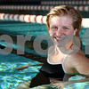 Kyle Bursaw – kbursaw@shawmedia.com<br /> <br /> Jensen Keck is the Daily Chronicle's 2012 girls swimmer of the year.<br /> <br /> Photographed at Huntley Middle School on Wednesday, Nov. 21, 2012