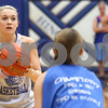 Kyle Bursaw – kbursaw@shawmedia.com<br /> <br /> Hinckley-Big Rock's Jacqueline Madden takes a shot at practice on Wednesday, Oct. 31, 2012.