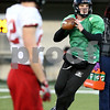 Kyle Bursaw – kbursaw@shawmedia.com<br /> <br /> Northern Illinois quarterback Jordan Lynch (6) sets his feet to pass during practice on Tuesday, Nov. 27, 2012.