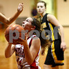 Kyle Bursaw – kbursaw@shawmedia.com<br /> <br /> Indian Creek's Ariel Russell shoots in the first quarter. Indian Creek fell to Putnam County 53-41 at Indian Creek High School on Monday, Nov. 26, 2012.