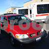 Kyle Bursaw – kbursaw@shawmedia.com<br /> <br /> Ron Mullen, the volunteer services coordinator at VAC, directs one of his drivers to park in a normally reserved space after she called him saying there were no open spaces to park in the Voluntary Action Center's lot in Sycamore, Ill. on Tuesday, Nov. 27, 2012.