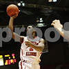 Rob Winner – rwinner@shawmedia.com<br /> <br /> Northern Illinois guard Akeem Springs (2) puts up two with a shot during the first half of a game against Loyola in DeKalb, Ill., Saturday, Nov. 24, 2012. Loyola defeated NIU, 53-46.