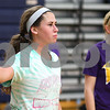 Kyle Bursaw – kbursaw@shawmedia.com<br /> <br /> Hiawatha's Ashley Tamraz talks to her coach during practice on Monday, Oct. 29, 2012.